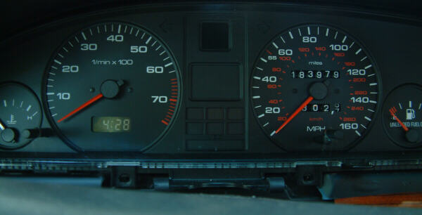 Instrument Cluster and Gauge Faces